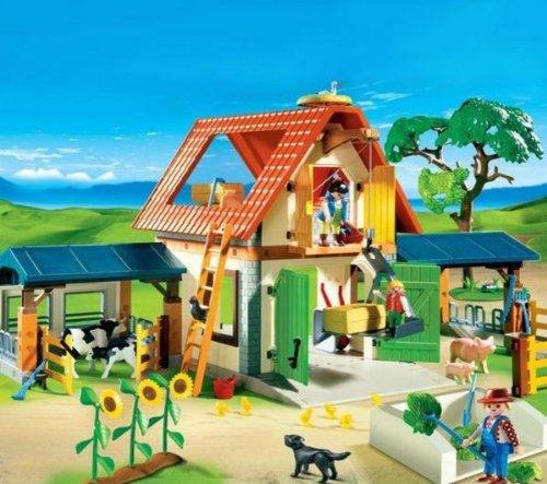 Granja playmobil en la gu a de compras para la familia for La granja de playmobil precio