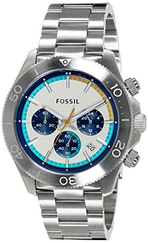 Fossil  Analog Multi-Colour Dial Men Watch  - CH2916 (multicolor)