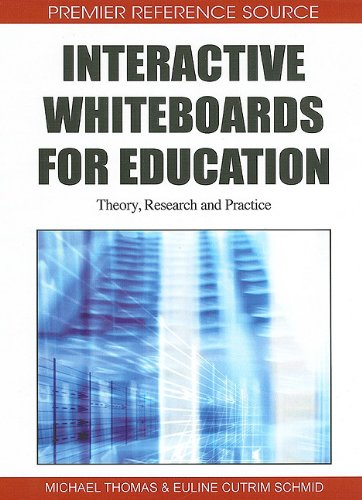 Interactive Whiteboards for Education: Theory,