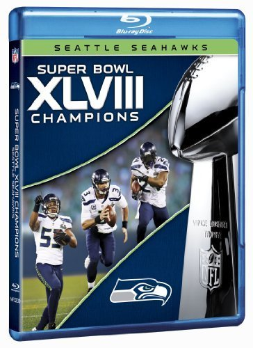 Super Bowl XLVIII Champions: Seattle Seahawks [Blu-ray] by NFL Productions