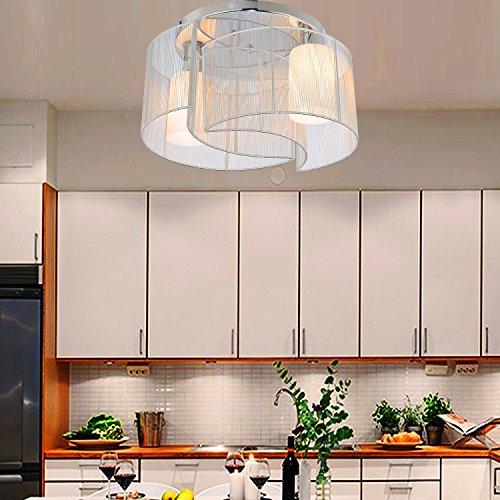 OOFAY LIGHT luce di soffitto camera da letto design moderno 2 luci