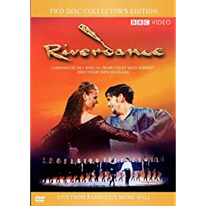 Riverdance: Live from Radio City Music Hall (Two-Disc Collector's Edition) movie