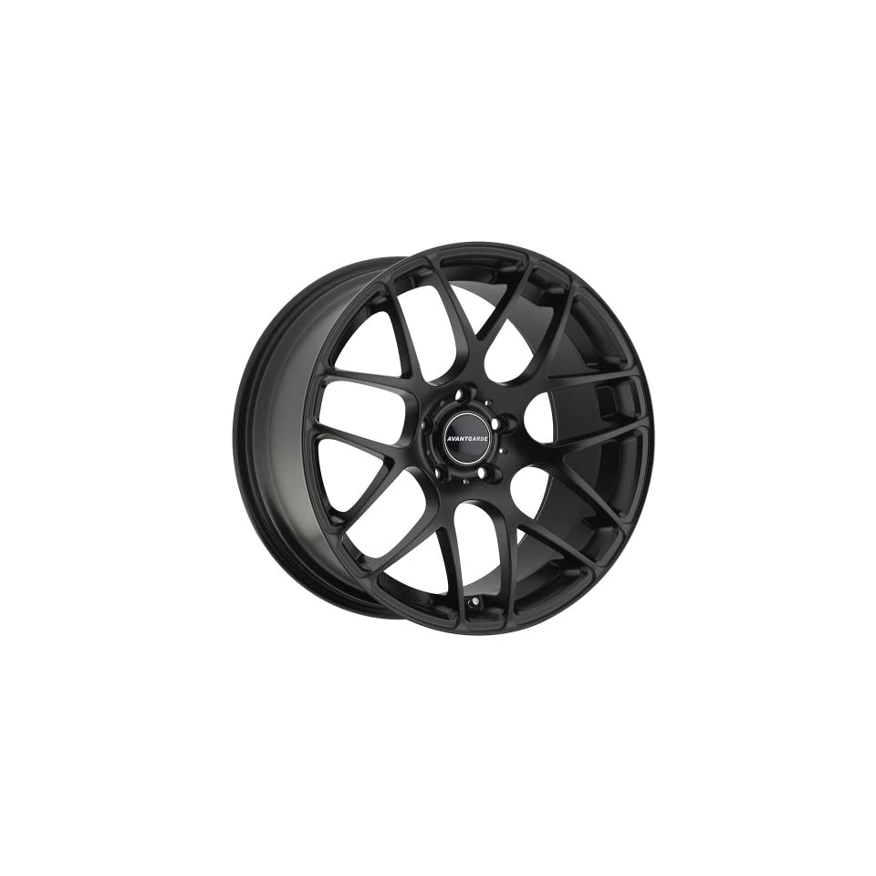 20 Ford Mustang Gt Avant Garde M310 Concave Black Set of Four Rims