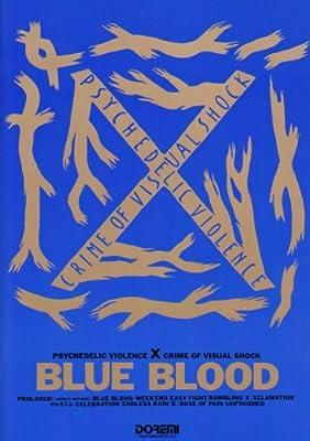 バンドスコア X/BLUE BLOOD