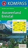 echange, troc Cartes Kompass - Carte touristique : Ausseerland, Ennstal