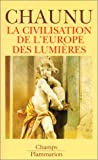 img - for La civilisation de l'Europe des Lumi res book / textbook / text book