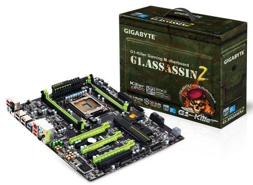 Gigabyte G1.Assassin2, Intel X79, eATX, PCI-Express