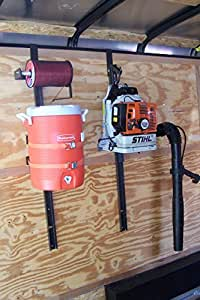 Amazon.com: Backpack Blower & Cooler Enclosed Storage Rack