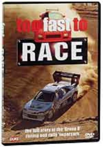 Too Fast To Race [DVD]