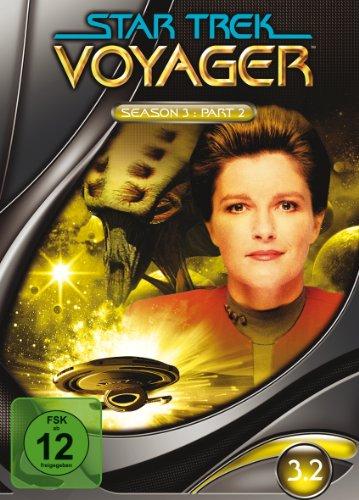 Star Trek - Voyager: Season 3, Part 2 [4 DVDs]