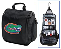 Florida Gators Cosmetic Bag or Mens Shaving Kit - Travel Bag University of Flori