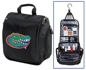 Florida Gators Cosmetic Bag or Mens Shaving Kit - Travel Bag University of Flori