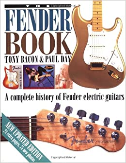 the fender book a complete history of fender electric guitars 2nd edition. Black Bedroom Furniture Sets. Home Design Ideas