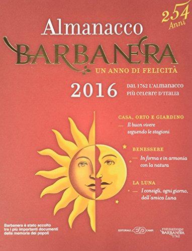 Almanacco Barbanera 2016 PDF
