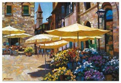 Cheap John N Hansen Educa: Sienna lower Market 3000 piece (B002P527Q8)
