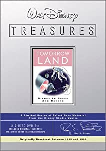 Walt Disney Treasures: Tomorrowland - Disney In Space And Beyond