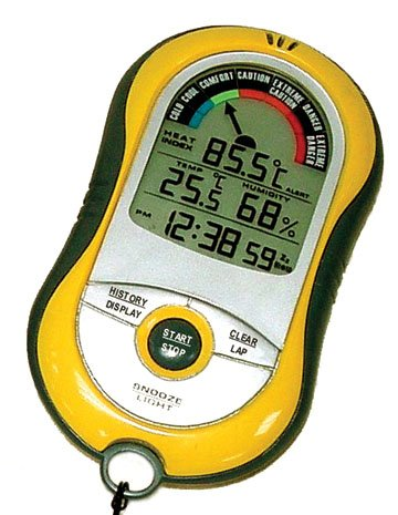 Xtreme Research Sky Scan Ti-Plus Multi-Function Heat Index Warning System