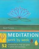 Meditation (097327137X) by Fontana, David