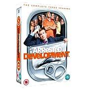 Post image for Arrested Development: Complete Season 1-3 (DVDs) für 16,49€ – nur englisch