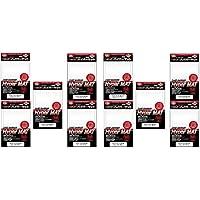 KMC Hyper Matte Sleeves White ×10 Sets (10 Packs/total 800 Sheets) ( Japan Import )