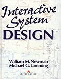Interactive System Design (0201631628) by Michael G. Lamming