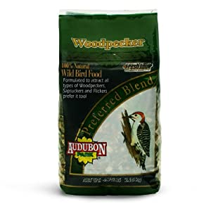 Audubon Park 10674 Premium Woodpecker Blend, 4.75-Pound Bag