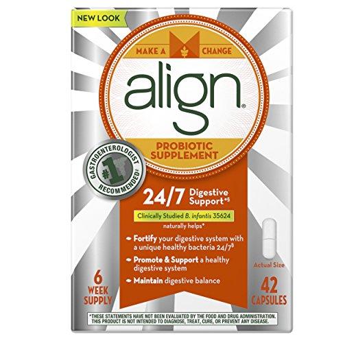 Align Digestive Health Probiotic Supplement 42 count