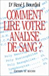 Comment lire votre analyse de sang?