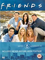 Friends - Series 8 - Episodes 21-23 [DVD]