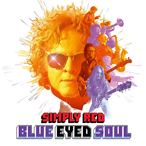 Vinilo : SIMPLY RED - Blue Eyed Soul