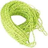 OULII 20M reflektierende Leine tau Seil für Camping Markise Zelt (grün)
