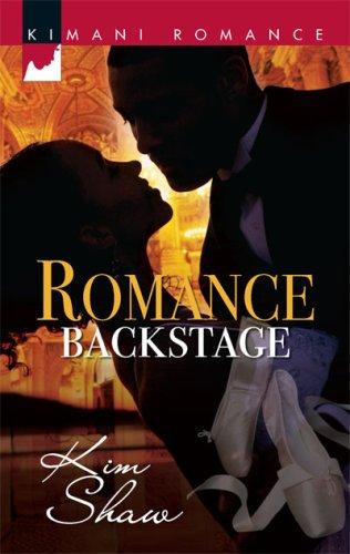 Image of Romance Backstage (Kimani Romance)