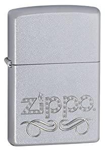Briquet ZIPPO 24335 - à épreuve du vent