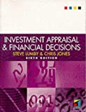 Investment Appraisal and Financial Decisions (1861522576) by Lumby, Steve