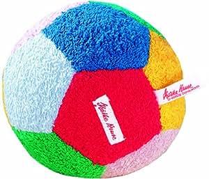 Käthe Kruse 84205 - Frottee-Fußball 12 cm