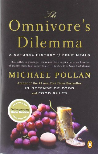 the use of corn in omnivores dilemma a book by michael pollan Noting that corn is the most the new york times named the omnivore's dilemma one of the ten best books of the omnivore's dilemma, from michael pollan.