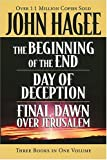 Hagee 3-in-1 Beginning Of The End, Final Dawn Over Jerusalem, Day Of Deception (0785267611) by Hagee, John