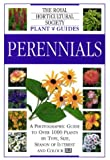 img - for Perennials (Royal Horticultural Society Garden Handbooks) book / textbook / text book