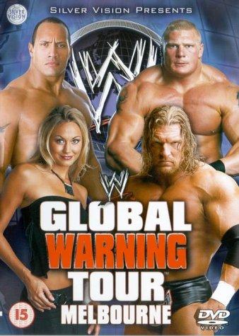 Wwe: Global Warning Tour [DVD]