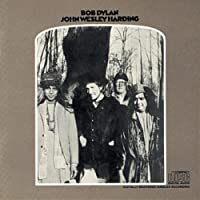 "Cover of ""John Wesley Harding"""