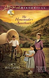 The Homesteader's Sweetheart (Love Inspired Historical)