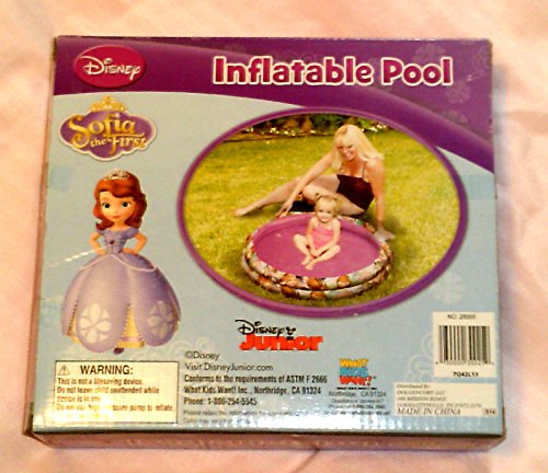 Sophia the First Inflatable Pool