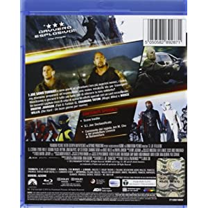 G.I. Joe - La vendetta [Blu-ray] [Import italien]