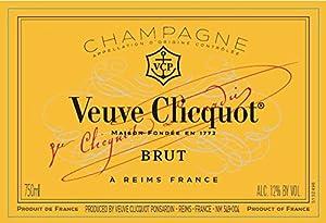NV Veuve Clicquot Yellow Label, Champagne 750mL