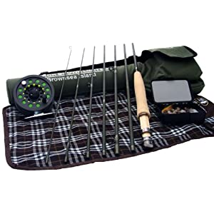 Pro bass fishing store brownsea island fly fishing rod 9 for Bass pro shop fly fishing