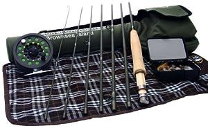 Brownsea Island Fly Fishing Rod 9