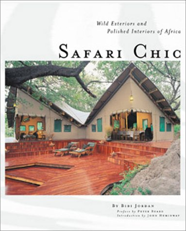 Safari Chic: Wild Exteriors and Polished Interiors