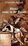 R�ver sous le IIIe Reich par Beradt