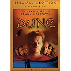 cover of Dune DVD