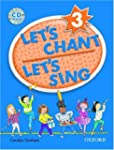 Let's chant, let's sing 3 (1CD audio)
